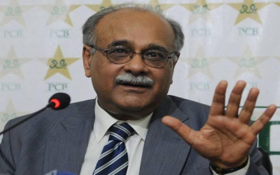 کرکٹ بورڈ کے سربراہ نجم سیٹھی کی تعیناتی لاہور ہائیکورٹ میں چیلنج