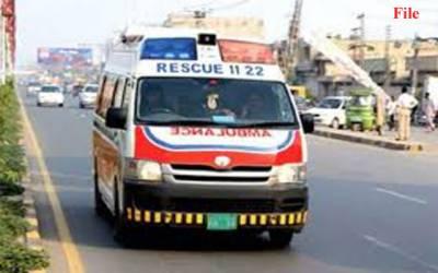 لاہور میں خوفناک ٹریفک حادثات، 2 افرادچل بسے، 3 زخمی