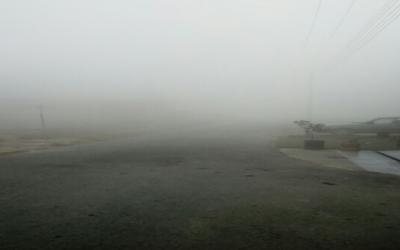 لاہور میں دھند نے ہر منظر دھندلا دیا، حد نگاہ صفر، موٹروے بند