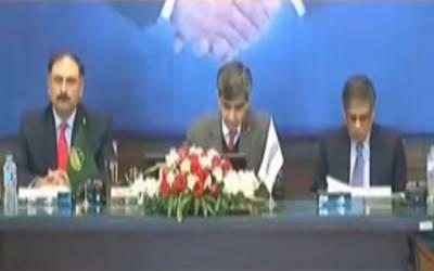 پنجاب حکومت، انٹر نیشنل فنانس کارپوریشن کے مابین معاہدہ پر دستخط