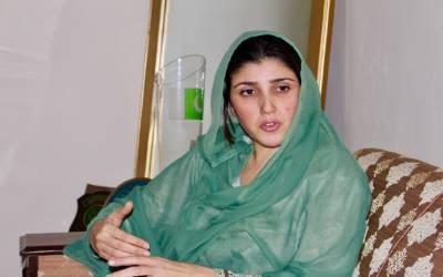 عائشہ گلہ لئی کا تحریک انصاف کے خلاف نیا مشن، نئی پارٹی بنانے کا فیصلہ