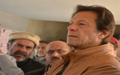 تحریک انصاف کے سربراہ عمران خان کا دورہ قصور ملتوی