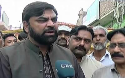 غازی آباد اور رام گڑھ میں سیوریج کاکام جلد مکمل ہو گا: ملک وحید