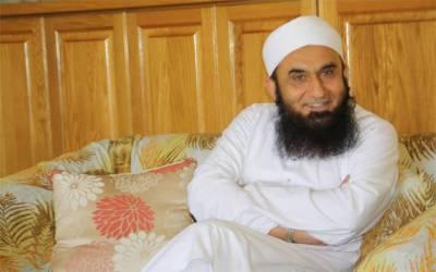 مولاناطارق جمیل کی کھوکھرپیلس آمد، مرحوم کےانتقال پراظہارافسوس