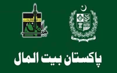 پاکستان بیت المال صوبائی دفتر پنجاب ملازمین کااپنےمطالبات کیلئےاحتجاج