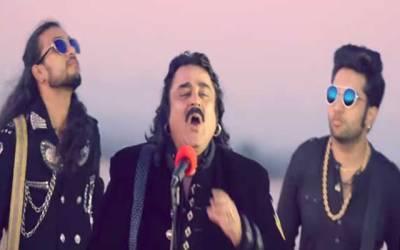 عارف لوہار کا نیا گانا ''میلہ'' ریلیز کر دیا گیا