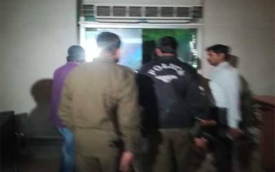 نیب کا پیراگون ہاؤسنگ سکیم کے دفتر پر چھاپہ، اہم ریکارڈ قبضے میں لے لیا