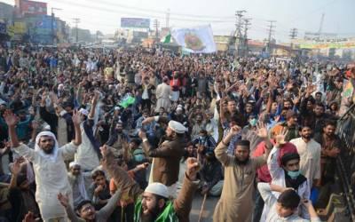 تحریک لبیک کا دھرنا شہریوں کیلئے وبال جان بن گیا