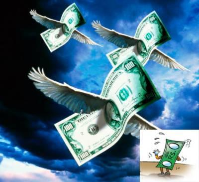 ڈالر کی لمبی اڑان ،روپیہ منہ دیکھتا رہ گیا