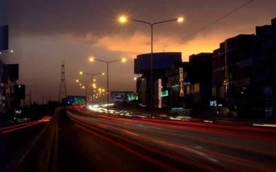 مئیر لاہور کا اسٹریٹ لائٹس کی بجلی کے بلز کا ریکارڈ مرتب کرنے کا حکم