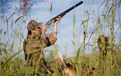 وائلڈ لائف کی جانب سے شکاریوں کے لیے خوشخبری