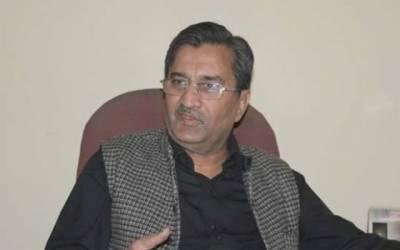 پرویز ملک نے تحریک انصاف کے جلسے کو میوزک کنسرٹ قرار دیدیا