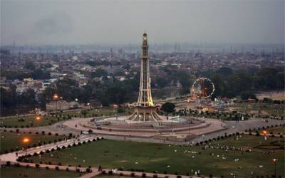 تبدیلی کے دعوےداروں نےگریٹر اقبال پارک کی حالت ہی بدل دی