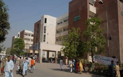 جناح ہسپتال کی عمارت ناکارہ، صرف سروے کیلئے 18 کروڑ لٹا دئیے گئے