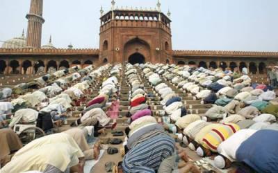 رمضان المبارک کا پہلا جمعہ ، 113 مساجداورامام بارگاہوں کو حساس قرار دے دیا گیا