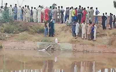 بی آر بی نہر سے نوجوان کی لاش برآمد