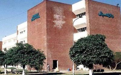 چیف جسٹس آف پاکستان کے دورے کے بعد جناح ہسپتال کی سنی گئی
