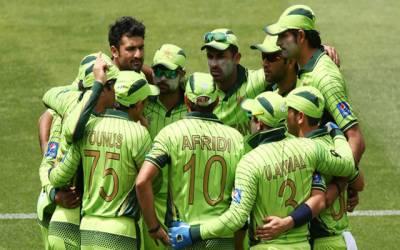 پاکستانی کرکٹ ٹیم زمبابوے روانہ