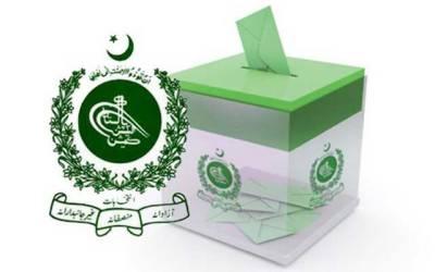 الیکشن کمیشن نے حق رائے دہی استعمال کرنے کیلئے 4 مختلف کیٹیگرز بنالی