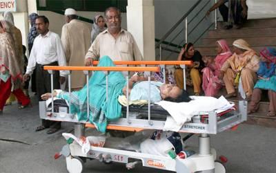 سرکاری ہسپتالوں کی صورتحال دیکھ کر حیرانی ہوئی: چیف سیکرٹری پنجاب