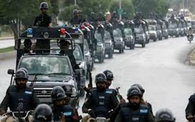 لاہور پولیس عمران خان کے معاملہ پر حساس ہوگئی
