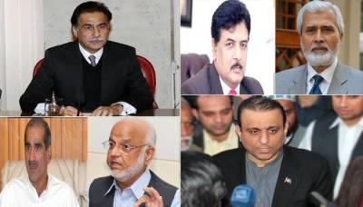 عام انتخابات 2018، لاہور میں بڑے بڑے برج اُلٹ گئے