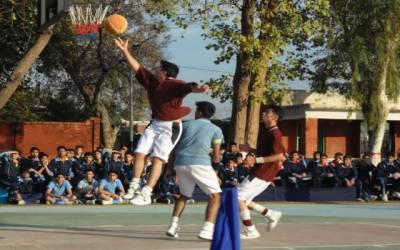 باسکٹ بال کے فروغ کا تربیتی کیمپ 6 اگست سے شروع