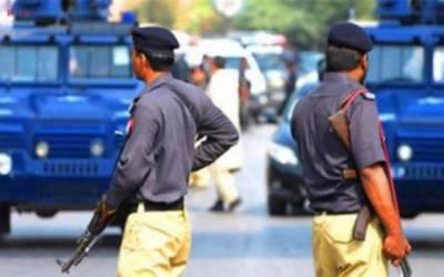 عید پر سکیورٹی انتظامات کیلئے پولیس کو گائیڈ لائنز جاری
