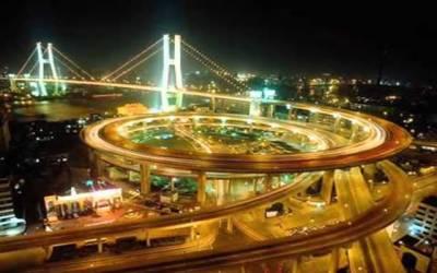 جشن آزادی،لاہور کو دلہن کی طرح سجانا شروع کر دیا گیا
