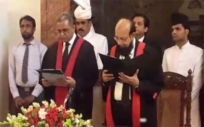 جسٹس محمد انوارالحق قائم مقام چیف جسٹس لاہور ہائیکورٹ بن گئے