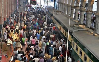 لگیج سکینر کی خرابی لاہور ریلوے اسٹیشن کی سیکورٹی پر سوالیہ نشان بن گئی