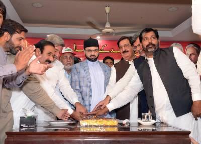 جشن آزادی کے حوالے سے تاجروں کی جانب سے پرُوقار تقریب کا انعقاد