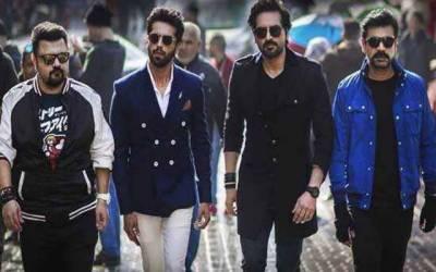 ہمایوں سعید کی فلم جوانی پھر نہیں آنی پارٹ ٹو نے عید کا میلہ لوٹ لیا