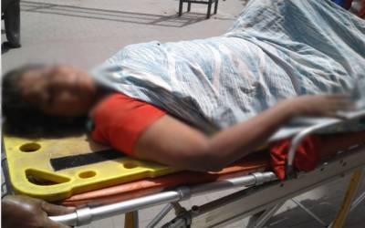 یوحنا آباد میں مکان کی چھت گرنے سے بہن بھائی جاں بحق، ماں زخمی