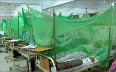 ہسپتالوں میں ڈینگی کا ڈیٹا چھپائے جانے کا انکشاف