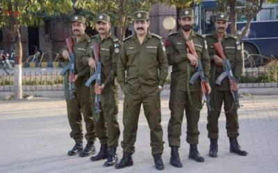 پنجاب پولیس میں تبدیلی کی ہوا چل پڑی