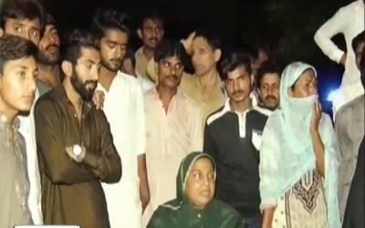جناح ہسپتال میں قانون کے محافظوں کی غنڈہ گردی