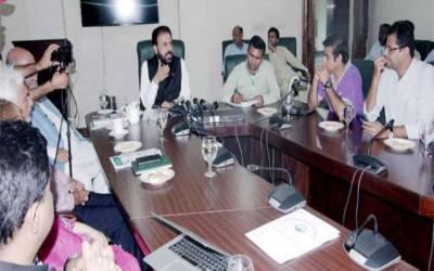 وزیر اعظم کے100 روزہ پلان پر عمل اولین ترجیح ہے: وزیر خوراک پنجاب