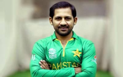 ٹیم کی تیاری بہت اچھی ہے: کپتان سرفراز احمد