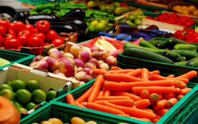 سبزیوں کی قیمتوں میں کمی ہوگئی