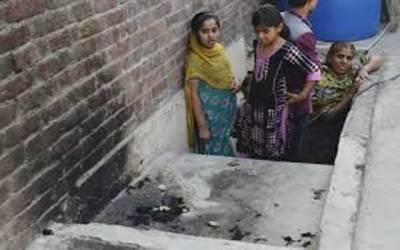 حادثہ یا قتل، خاتون کی گھر سےلاش برآمد