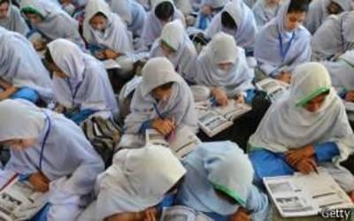 صوبائی وزیر تعلیم کےحلقہ کےبچےمعیاری تعلیم سےمحروم
