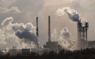 محکمہ ماحولیات کا آلودگی پھیلانے والی فیکٹریوں پر چھاپہ