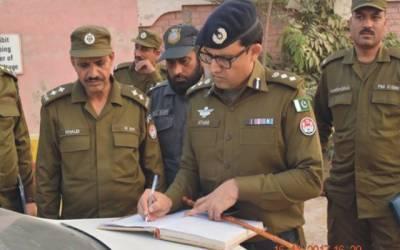 پولیس افسران کی خدمات پنجاب پولیس کو دینےکی سمری مسترد