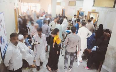 سرکاری ہسپتالوں میں ناقص سیکورٹی، لڑائی جھگڑے معمول بن گئے