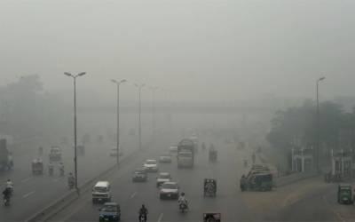 سموگ پر بروقت قابو نہ پانے کا اقدام لاہور ہائیکورٹ میں چیلنج