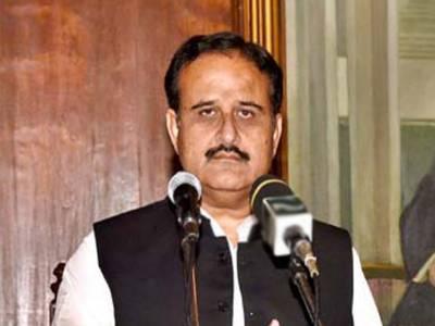 وزیر اعلیٰ پنجاب عثمان بزدار نے اپنا مشن بتا دیا
