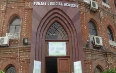 پنجاب جوڈیشل اکیڈمی میں ججزکےتربیتی کورس کا آغاز ہوگیا