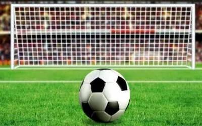 فٹبال میچ، ماریشس نے پاکستان کو شکست دے کر سیریز اپنے نام کر لی