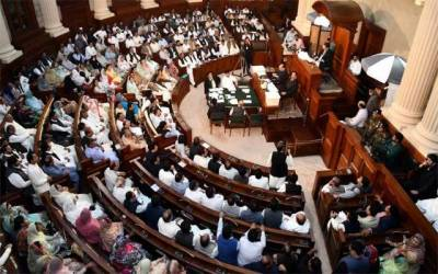 سینیٹ انتخابات کیلئے پنجاب اسمبلی میں انتخابی مہم شروع
